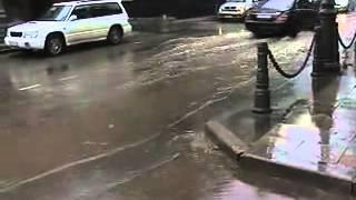 видео Во Владивостоке ожидается сильный дождь