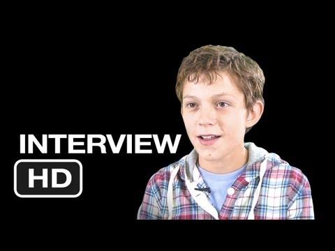 The Impossible Interview - Tom Holland (2012) - Ewan McGregor, Naomi Watts Movie HD
