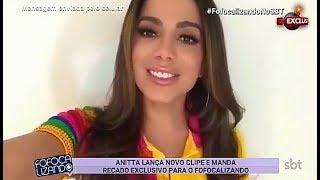 Baixar Anitta fala de Medicina e é revelado Cobras em Veneno | Fofocalizando Leo Dias