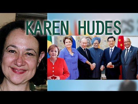 Right on Track for Global Currency Reset & East Pivot, End of Federal Reserve - Karen Hudes