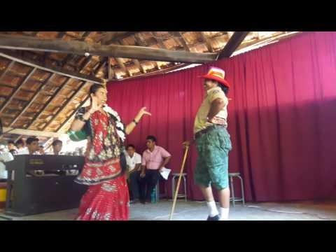 Sri lankan  school teachers dance at teachers day-2016