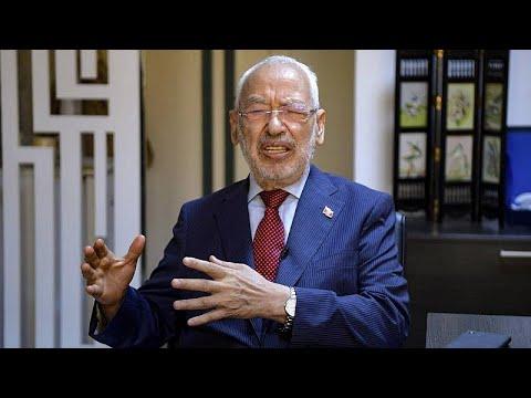 تونس: الغنوشي يدعو -للنضال السلمي- ضد -الحكم الفردي المطلق-…  - نشر قبل 27 دقيقة