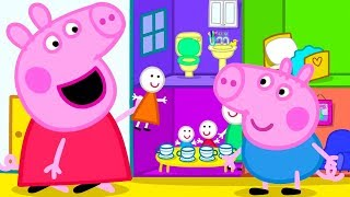 Свинка Пеппа на русском все серии подряд | Давай поиграем | Мультики