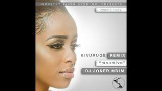 Gambar cover Kivuruge Remix(Maumivu) - DJ Joker  Mdim - (Official Video) HD-1080p