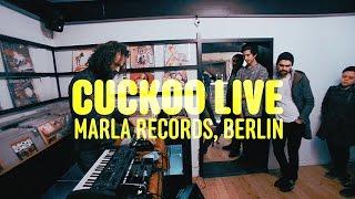 Cuckoo Live Octatrack set at Marla Records 2016 Berlin