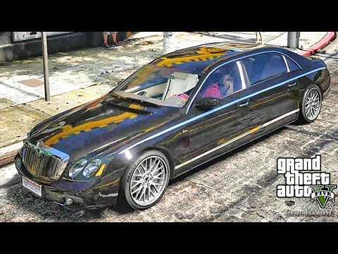 GTA 5 MOD #224 LET'S GO TO WORK!! (GTA 5 REAL LIFE MOD) ROAD TO 800K