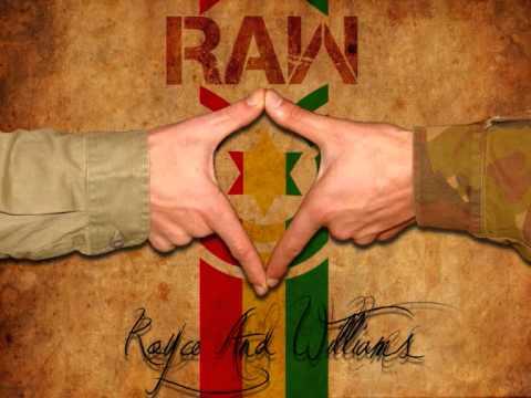 Andy Royce & Alexis Williams (RAW) - Reggae Unity