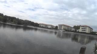 Le lac de la Tuilière (Vitrolles)