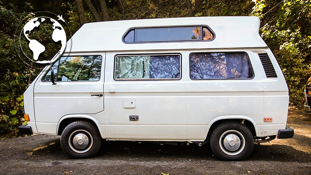 MILLIONAIRE GIVES Away MONEY and LIVES in VW Van