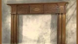Custom Wood Fireplace Mantels & Shelves in St. Louis MO