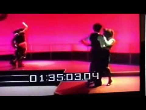 Michael Ramirez spotlight dance on American Bandstand!