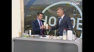 Необычные молочные коктейли