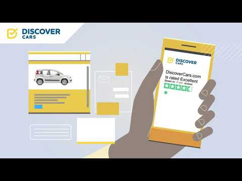 DiscoverCars.com - Wordwide Car Rental