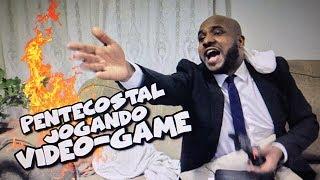 PENTECOSTAL JOGANDO VÍDEO GAME - Pr. Jacinto Manto | Tô Solto