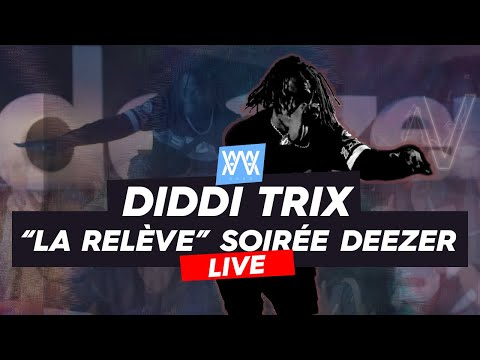 Youtube: ©AWA – Diddi Trix – C'est Nous (Soirée Deezer – La Relève)