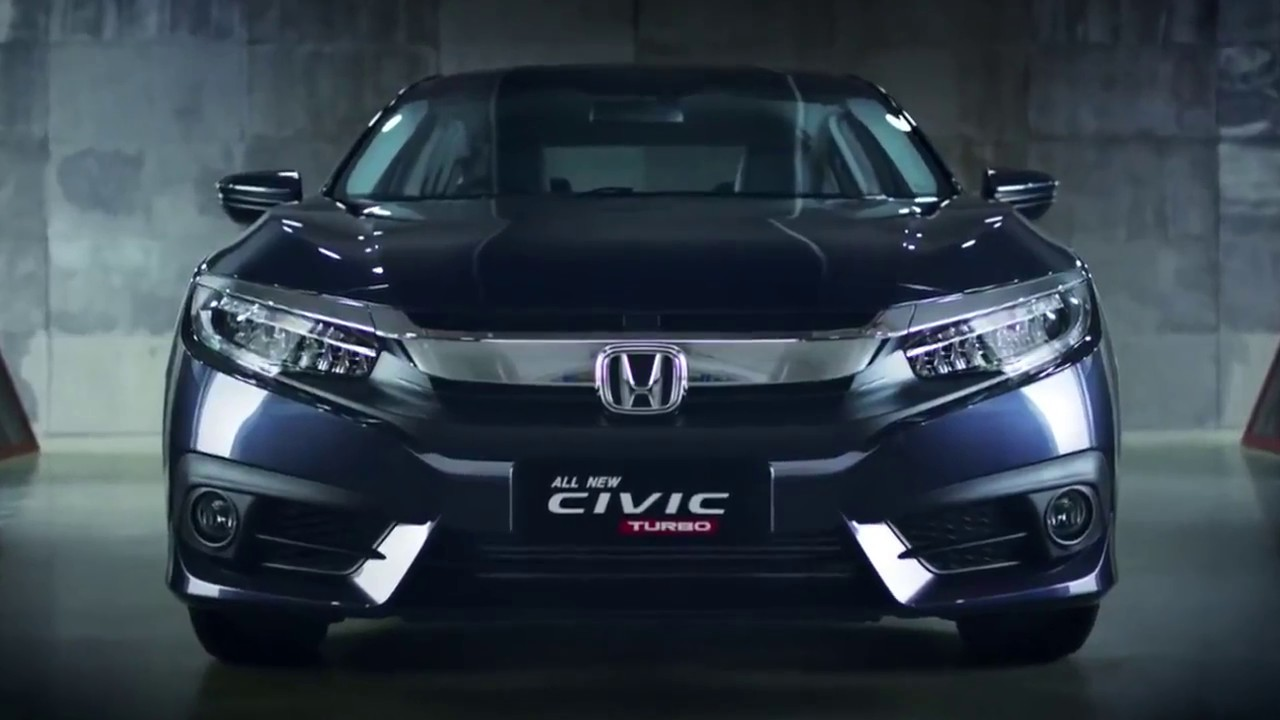 Honda Civic Vtec Turbo 2017