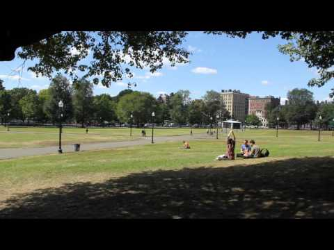 Boston History in a Minute: Boston Common
