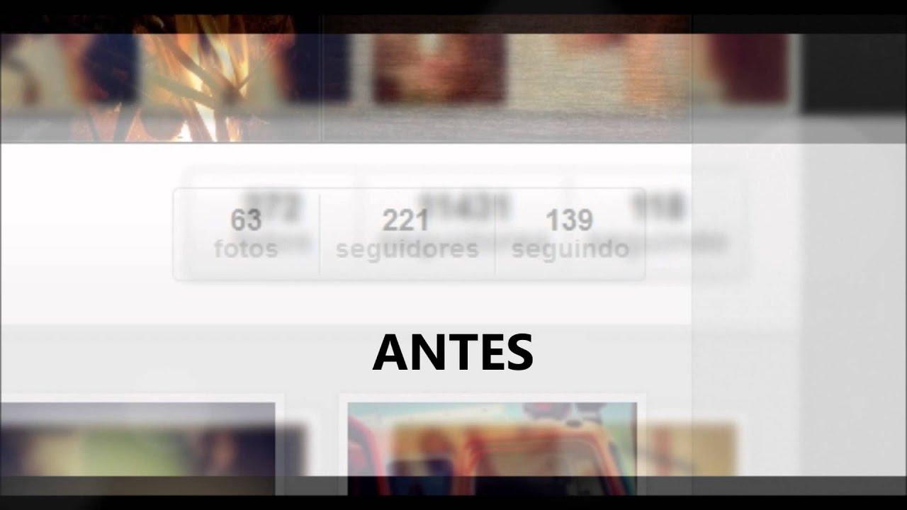 Como ganhar 50000 seguidores no instagram sem seguir ningu m funcionando 2013 youtube