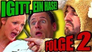 Igitt, ein Hase! - Folge 2 (mit Carolin Kebekus) - Broken Comedy Offiziell thumbnail