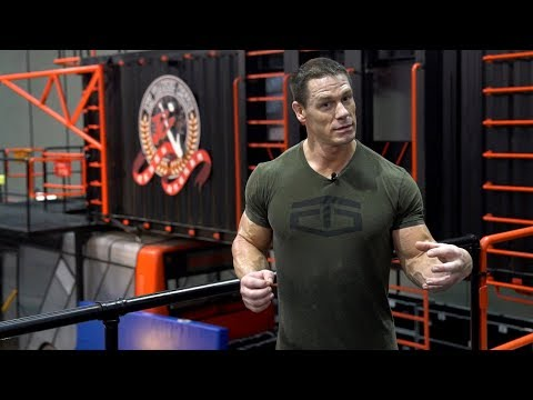 John Cena ready to unveil a