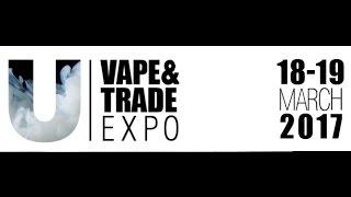 Ukrainian Vapor Week / Vape & Trade Expo/ Международная выставка электронных сигарет