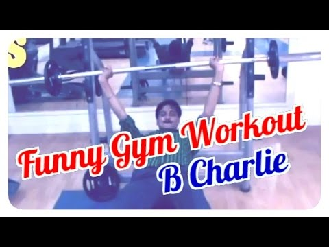Funny Gym workout | B charlie | Part 2 | Comedy Clip | Fail Compilation | Best Epic Gym