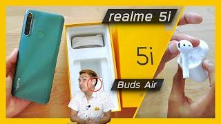 พรีวิว realme 5i + realme Buds Air ถูกและดีมีอยู่จริง