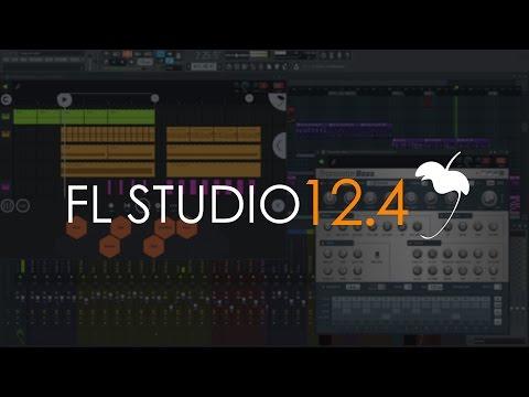 FL Studio 12.4 | What's New?