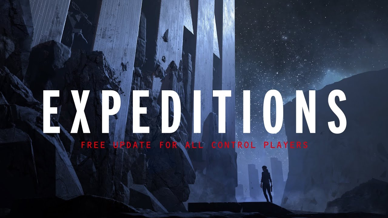 Control Expeditions Launch Trailer [ESRB]