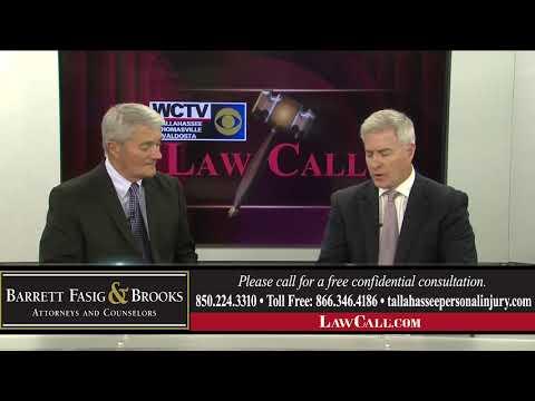 9/3/2017 - Statute Of Limitations - Tallahassee, FL - LawCall - Legal Videos