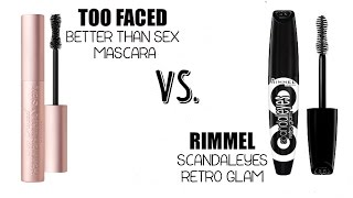 Scandaleyes Retro Glam Mascara by Rimmel #12
