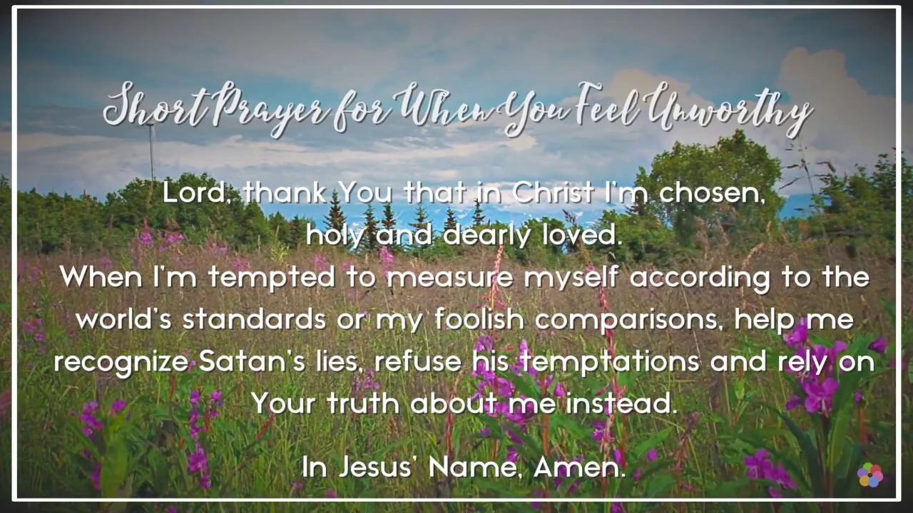 23 powerful short prayers