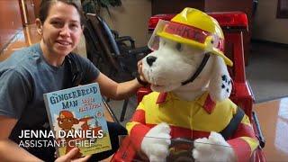 Summerfield Fire District #firstresponderreadingchallenge Video