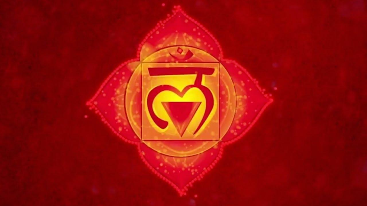 Root Chakra Healing Meditation Music Muladhara Chakra