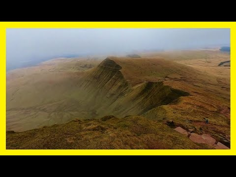 Walk - Merthyr Tydfil to Pen y Fan Summit