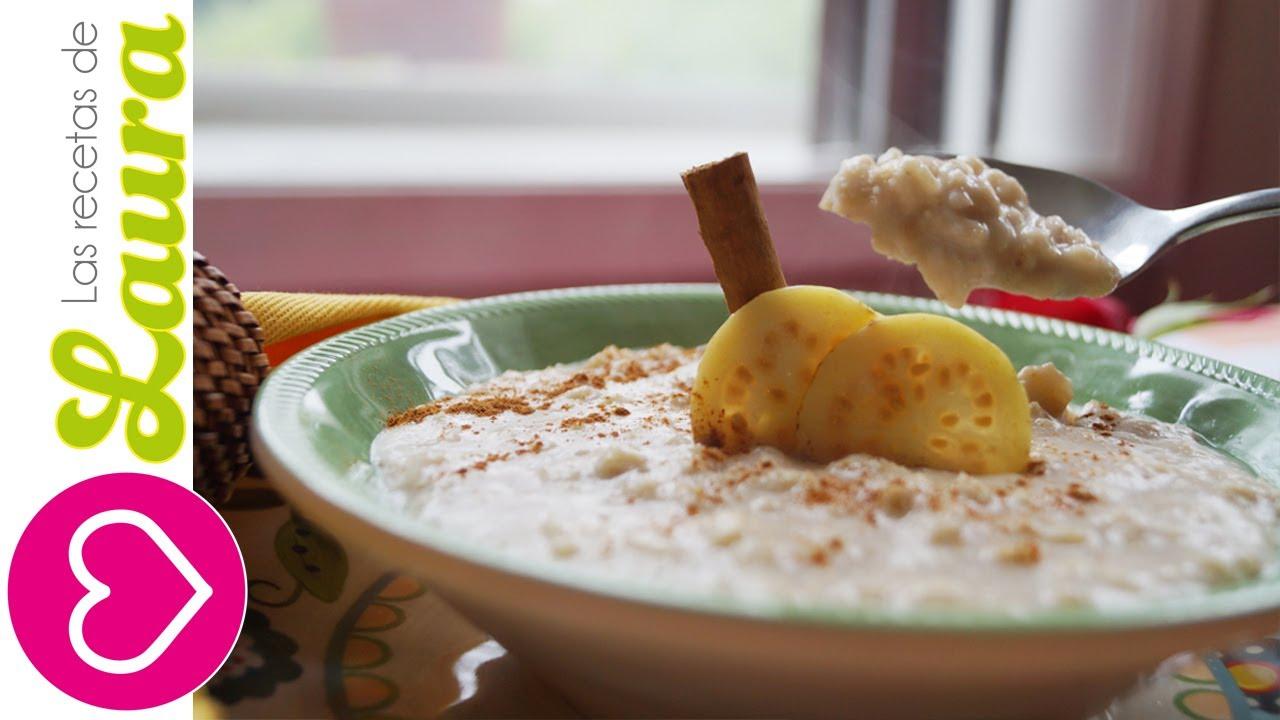 Como preparar avena comida saludable las recetas de for Resetas para preparar comida