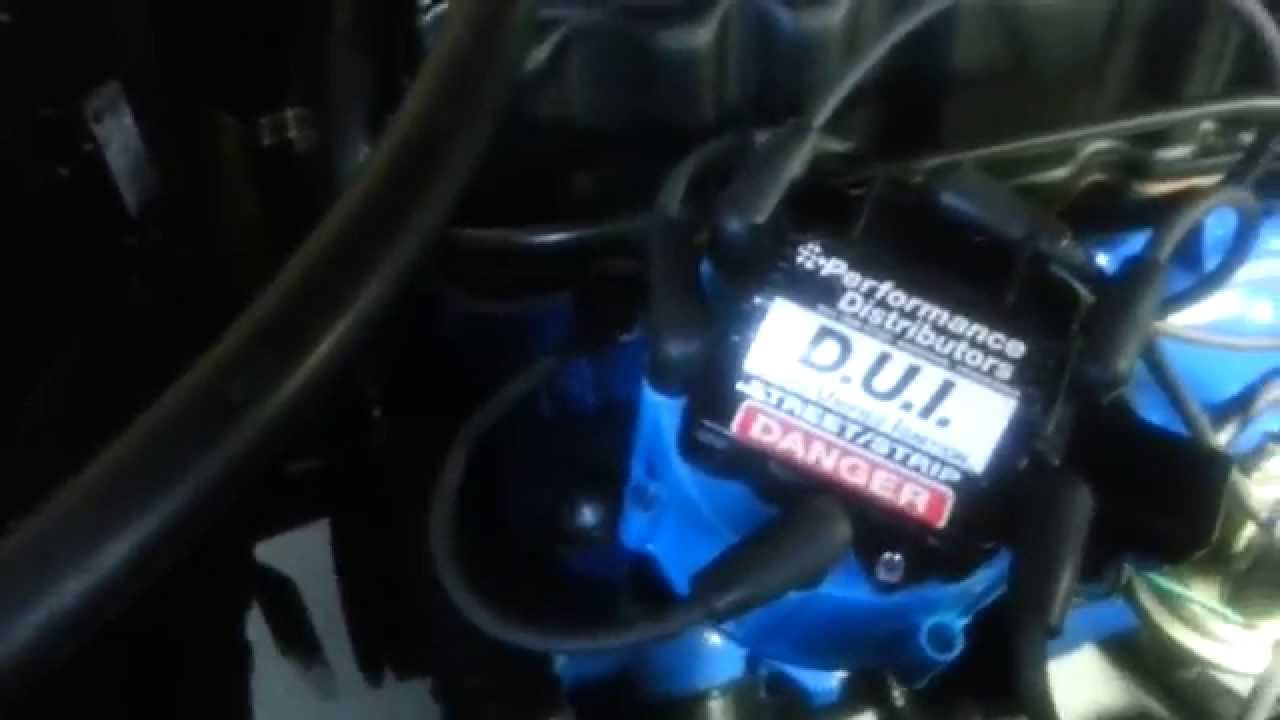 Dui Distributor Install Relay Method Youtube Wiring A Switch