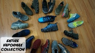WHY THE NIKE VAPORMAX IS THE BEST SNEAKER ON THE MARKET!! REVIEW  + ON FOOT OF MY ENTIRE COLLECTION