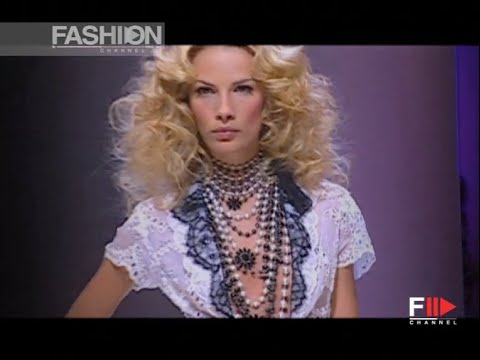 ZUHAIR MURAD Haute Couture Spring Summer 2006 Paris by Fashion Channel