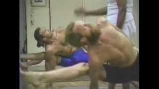 Repeat youtube video Ashtanga advanced practice with Sri K Pattabhi Jois 1989 Encinitas