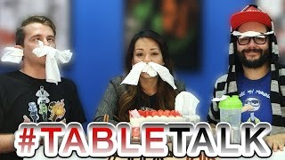 Steve is a Full Grown Baby on #TableTalk!