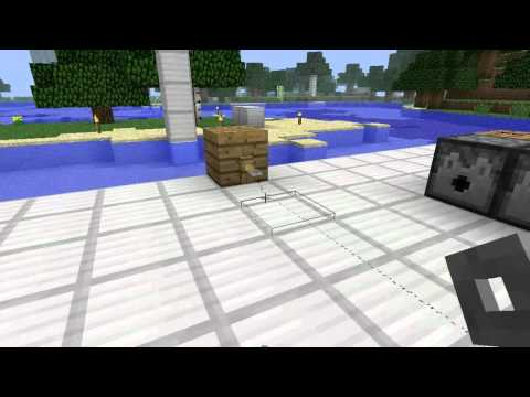 Minecraft - Como Fazer Gancho De Armadilha