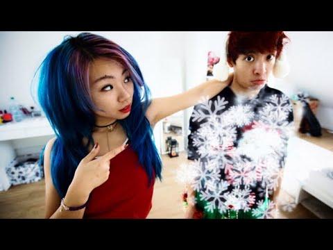 Ich style meinen Freund zum ersten Mal um (die Rache)  | Jessabelle Kiko & Gong Bao