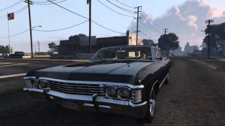 Supernatural opening in GTA5