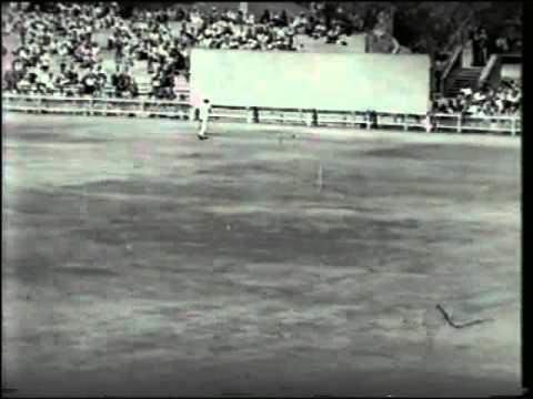 *RARE* Sir Len Hutton 156* vs Australia 4th test 1950/51