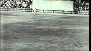 *RARE* Sir Len Hutton 156* vs Australia 4th test 1950/51