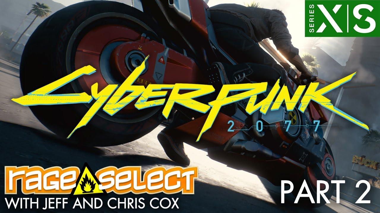Cyberpunk 2077 (The Dojo) Let's Play - Part 2