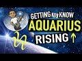 Getting To Know AQUARIUS RISING Ep.40
