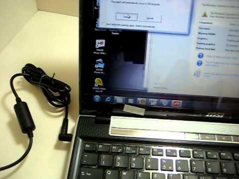 MSI FX610 Notebook Drivers Update