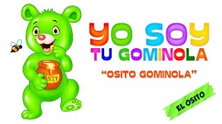 osito gominola en español YouTube - musica infantil para fiestas, cancion infantil, niños, Party Mix